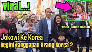 Download lagu Kaget ! Mendengar ucapan orang Korea tentang Presiden Jokowi