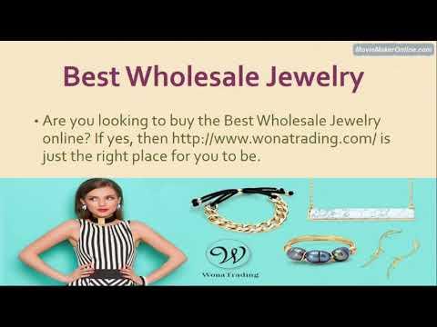 Best Wholesale Jewelry - www wonatrading com