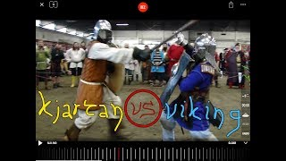 Medieval Combat Video Review: Prince Viking vs. Sir Kjartan
