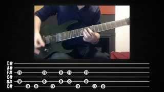 Deftones - Be Quiet And Drive (Far Away) (Guitar Tutorial w/ Tabs) by Kirjai