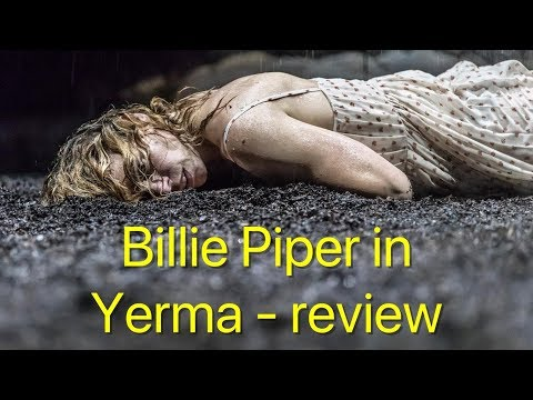 Billie Piper in Yerma at Young Vic - review