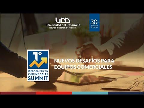 1° Iberoamerican Online Sales Summit: Nuevos Desafíos para Equipos Comerciales