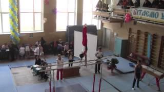 Спортивная гимнастика турнир им.А.Береша Херсон 2013