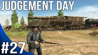 Men of War Red Tide Walkthrough - Mansteins Guns - Judgement Day