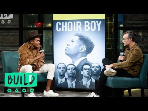 Jeremy Pope Speaks On The Play, Choir Boy