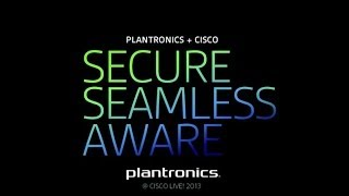 Plantronics + Cisco: Seamless Transfer Experience