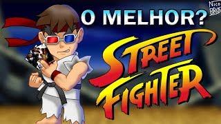Versões Curiosas de Street Fighter 2