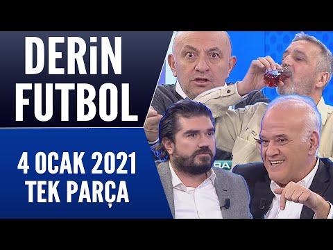 Derin Futbol 4 Ocak 2021 Tek Parça