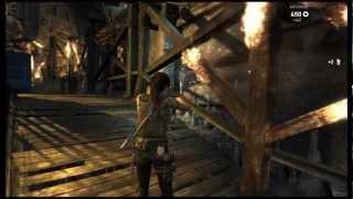 Tomb Raider: Femeia neajutorată și violatorii