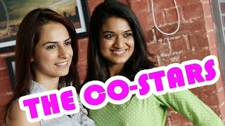 Monica Sehgal and Kashmira Irani,The Co-Star