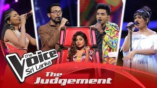 The Judgement | Team Umaria Day 07 | The Knockouts | The Voice Sri Lanka Thumbnail
