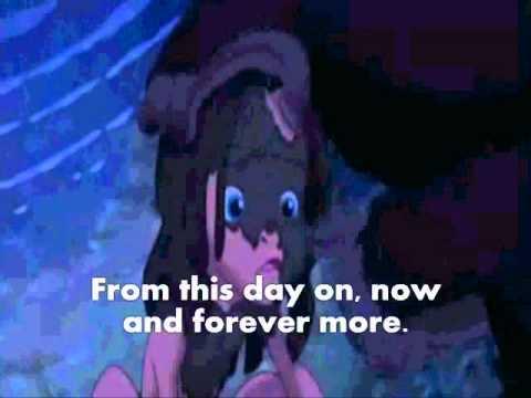 Tarzan - You'll Be In My Heart [[Lyrics]]