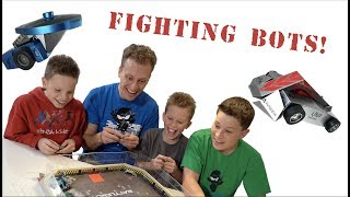 BattleBots Paxton vs Ashton!