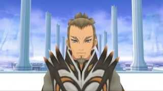 Tales of the Abyss HD UNDUB PCSX2 Final Boss: VAN Unknown w\ Credits