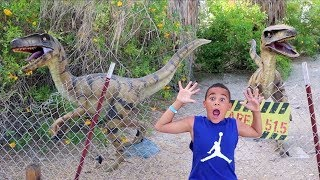 FamousTubeKIDS Go to the Zoo in the Desert!
