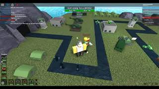 [ROBLOX] Tower Battles - New tower : Barrack (showcase) part 1