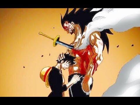One Piece - Monkey D Dragon Shocking Death Revealed