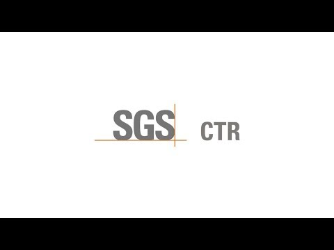 SGS CTR: Conventional And Advanced NDT