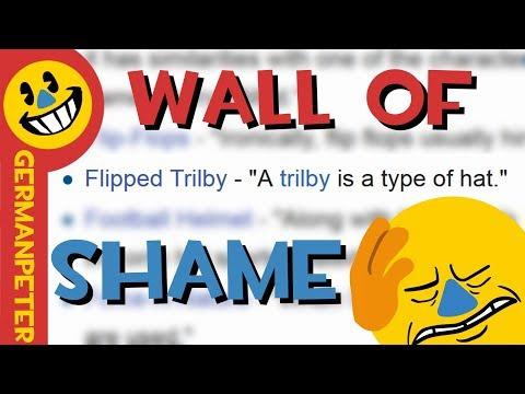 TF2 Wiki Trivia Wall of Shame