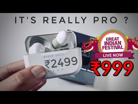 is it  Really  PRO ?  Boult Audio AirBass Propods  🔥 ₹2499 || #Tech4X