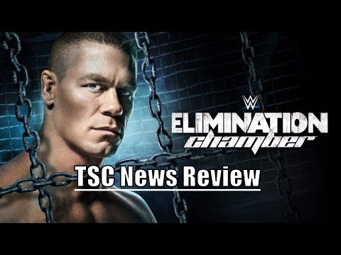 WWE Elimination Chamber 2017 Recap
