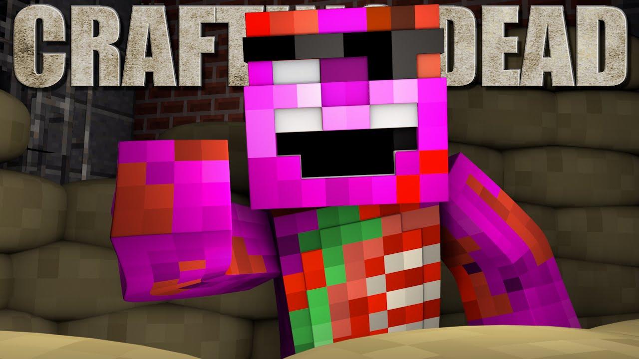 Minecraft Crafting Dead Barneys Return 1 The Walking Dead
