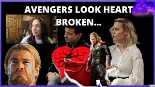Avengers Are Dying Inside (Brie Larson)