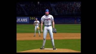 MVP Baseball 2003 Cubs vs Braves Part 2
