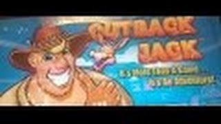 Outback Jack Slot Machine Bonus