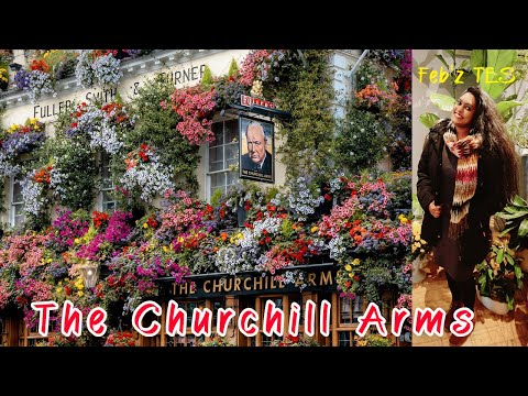 The Churchill Arms In London