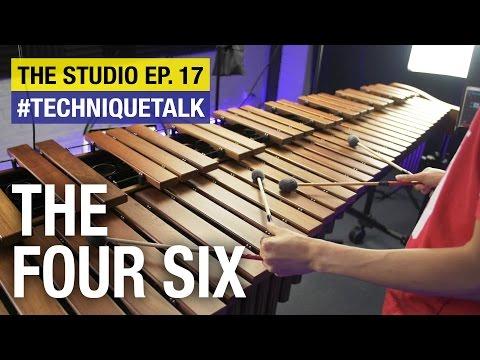 My Favourite WARMUP EXERCISE On Marimba!