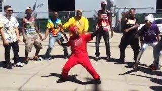 Repeat youtube video #NaeNae | Yeet Dance Battle [Official Dance] -