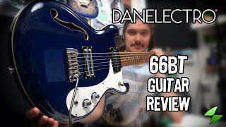 Danelectro 66BT Baritone Review