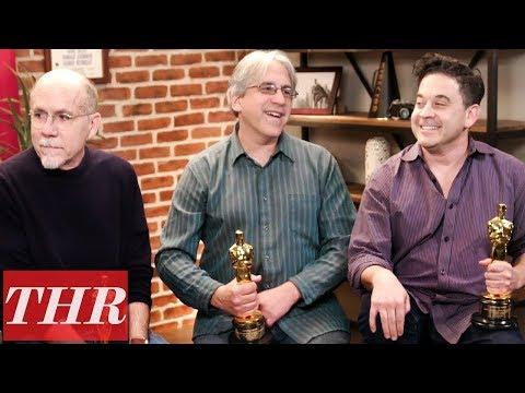 Meet Oscar Winners Gary A. Rizzo, Mark Weingarten, & Richard King of 'Dunkirk'  THR