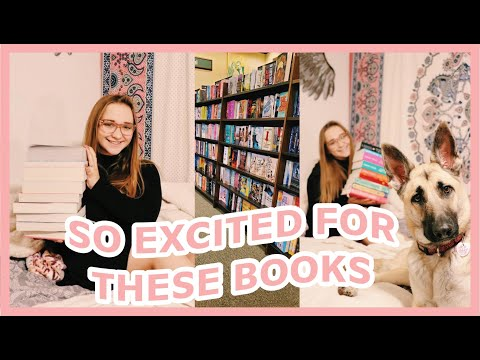 COME TO BARNES AND NOBLE WITH ME+BOOK HAUL!