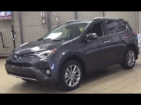 2016 Toyota Rav4 Limited Awd Review
