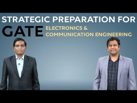 Strategic Preparation for GATE Electronics & Communication Engineering