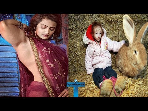 Top 10 Unbelievable & Odd Women That Will Shock You - Women You Won't Believe Exist