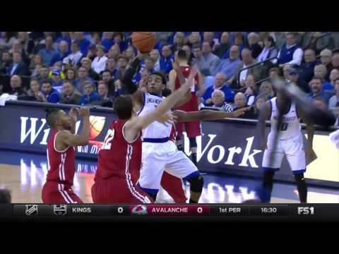 Creighton Men's Basketball vs. Wisconsin Highlights - 11/15/16