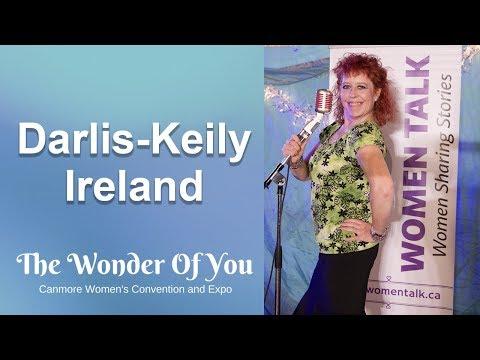 Darlis-Keily Ireland at The Wonder of You