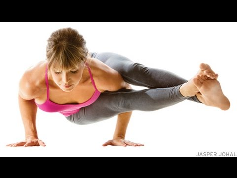 Best Yoga Teachers in the World - Alexandria Crow