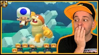 Is This The WORST Level Ever? Super Expert Endless No Skip #25: Super Mario Maker 2