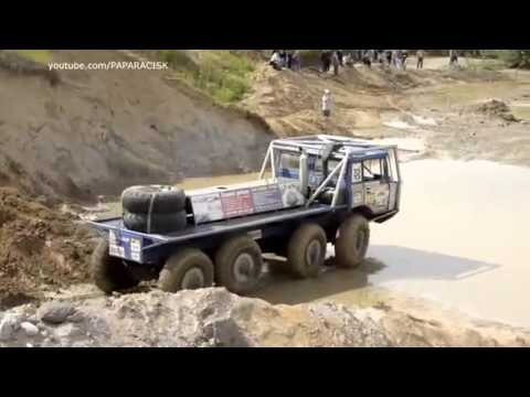 big trucks racing in mud | 8x8 off road truck | rally racing best moments