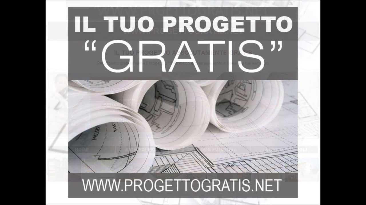 architetto gratis consulenza e progetto gratis youtube