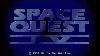Space Quest 4 - Roger Wilco and the Time Rippers - Episode 3 - Lets All Go To The Mall!