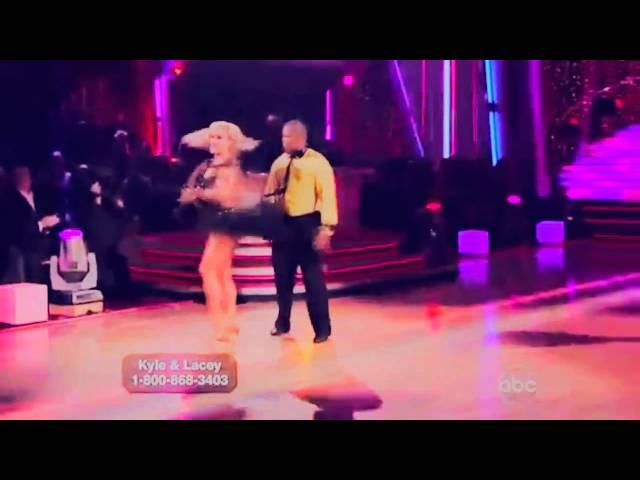 Kyle Massey || Dancing With The Stars - Samba
