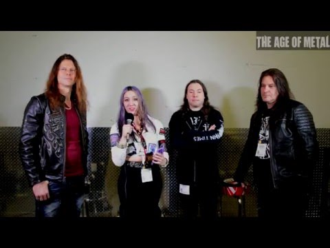 Act of Defiance Interview at NAMM 2016