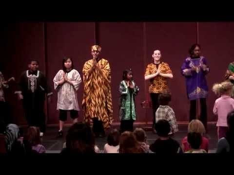 "San Jose Mercury News Celebration ""Kwanzaa Musical"""