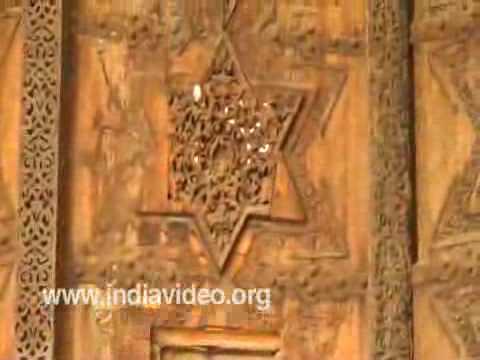 Beautiful Mughal architecture