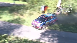 WRC Deutschland Rally 2019 Day 1 & 2 ON THE LIMIT & MISTAKES_By 206GT
